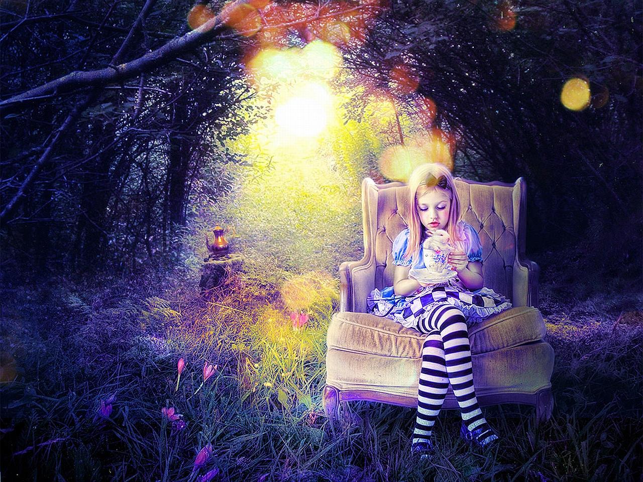 Alice In Wonderland Wallpapers 1280x960