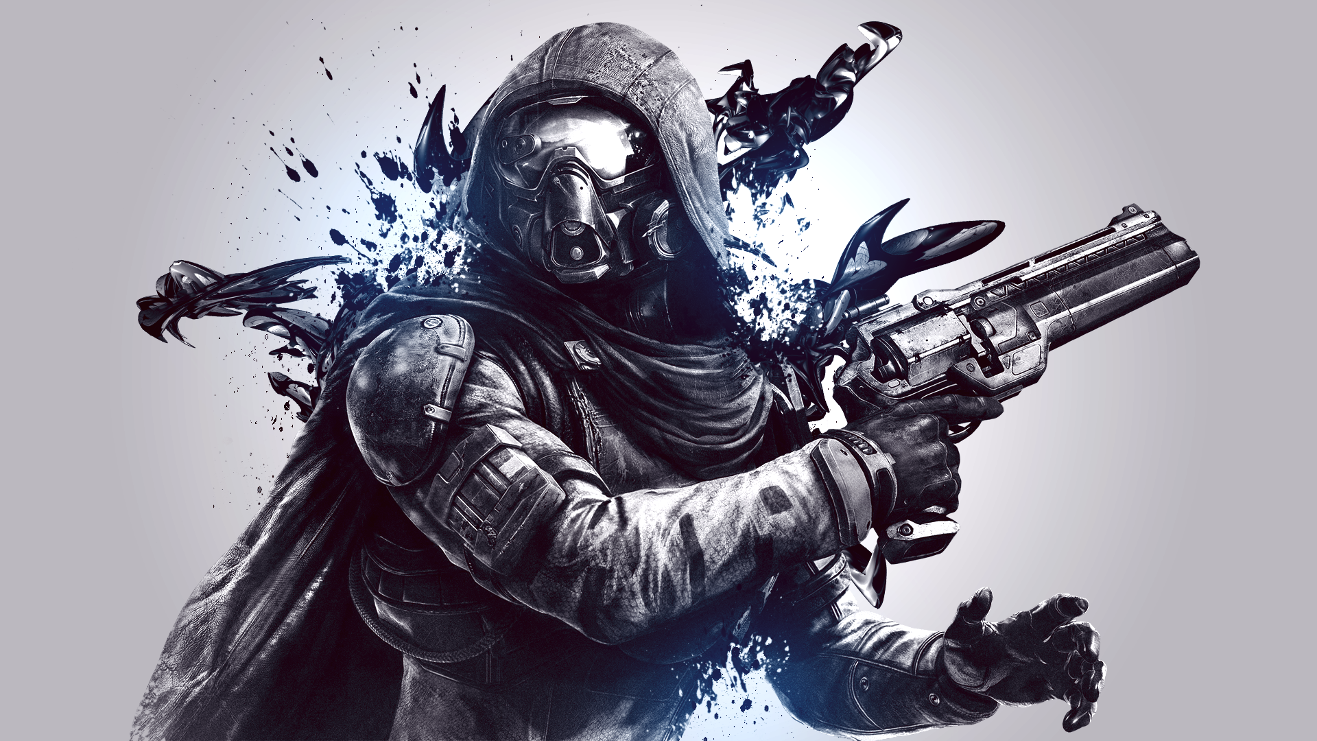 Hunter Wallpaper Destiny - WallpaperSafari