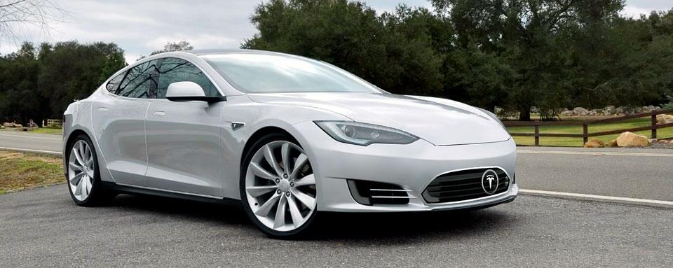 Tesla cars hd wallpaper Background HD Wallpaper for Desktop 960x383