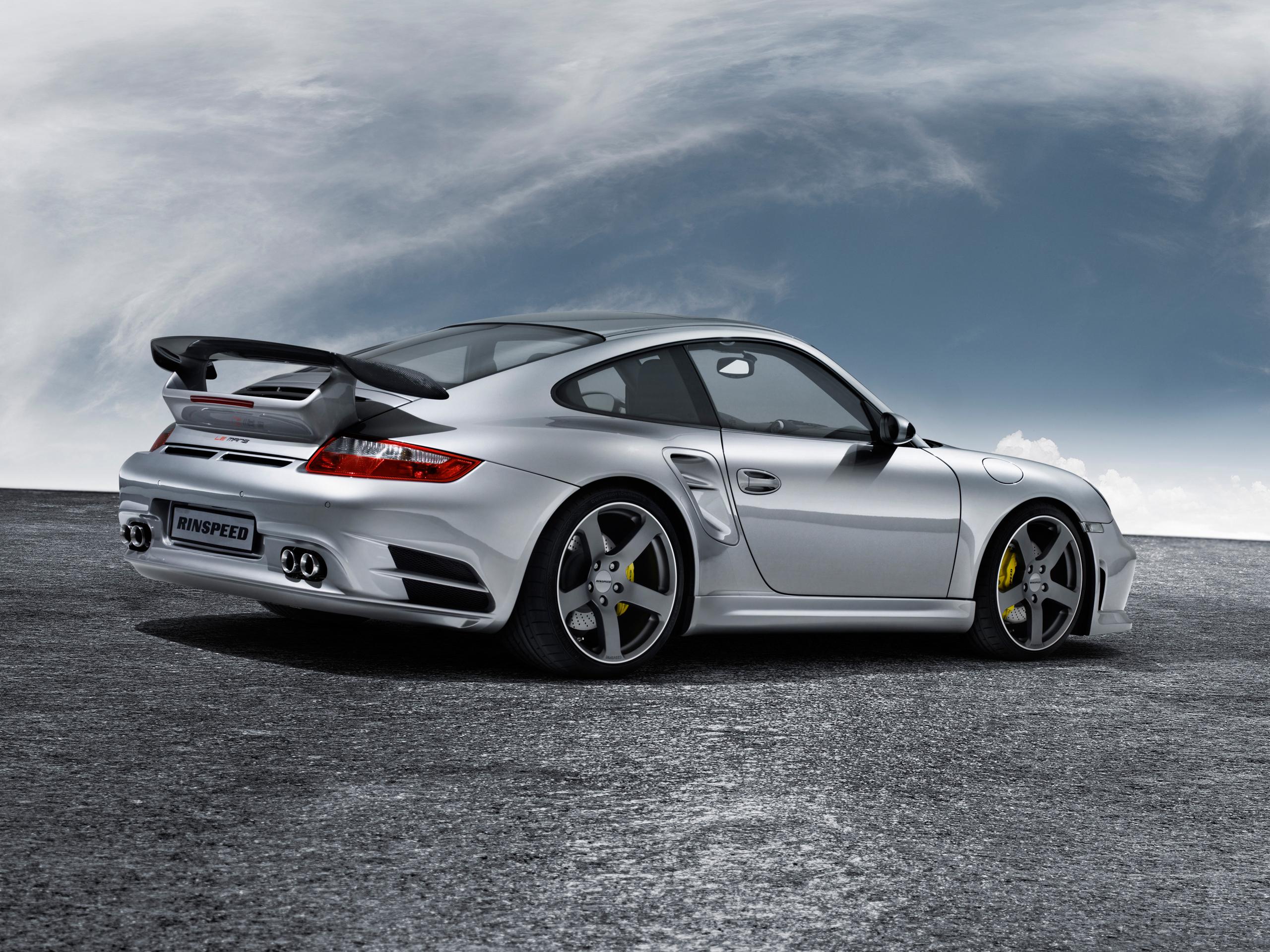 PORSCHE 997 TURBO BY RINSPEED   Porsche Wallpaper 15774334 2560x1920
