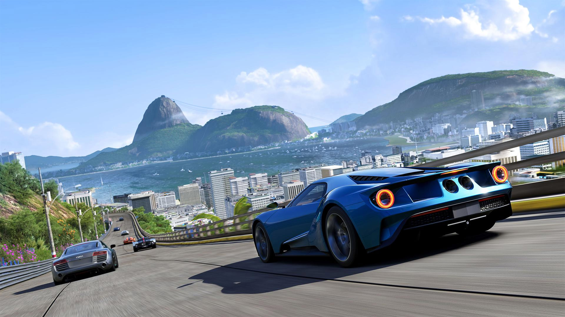 Slideshow Forza Motorsport 6 HD wallpapers IGN India 1920x1080