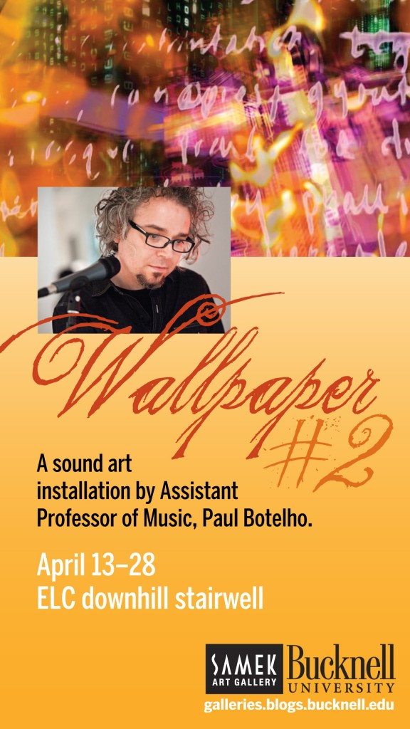 TONIGHT April 24th 6 730PM Wallpaper 2 Sound Art Reception 576x1024