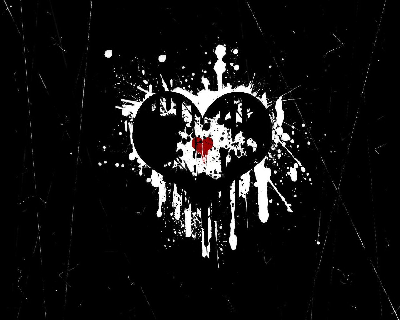 74 Broken Heart Wallpaper Love On Wallpapersafari