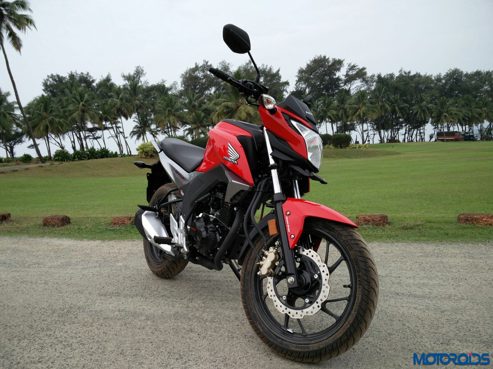 Honda CB Hornet 160R first ride review images specs and details 1600x1200
