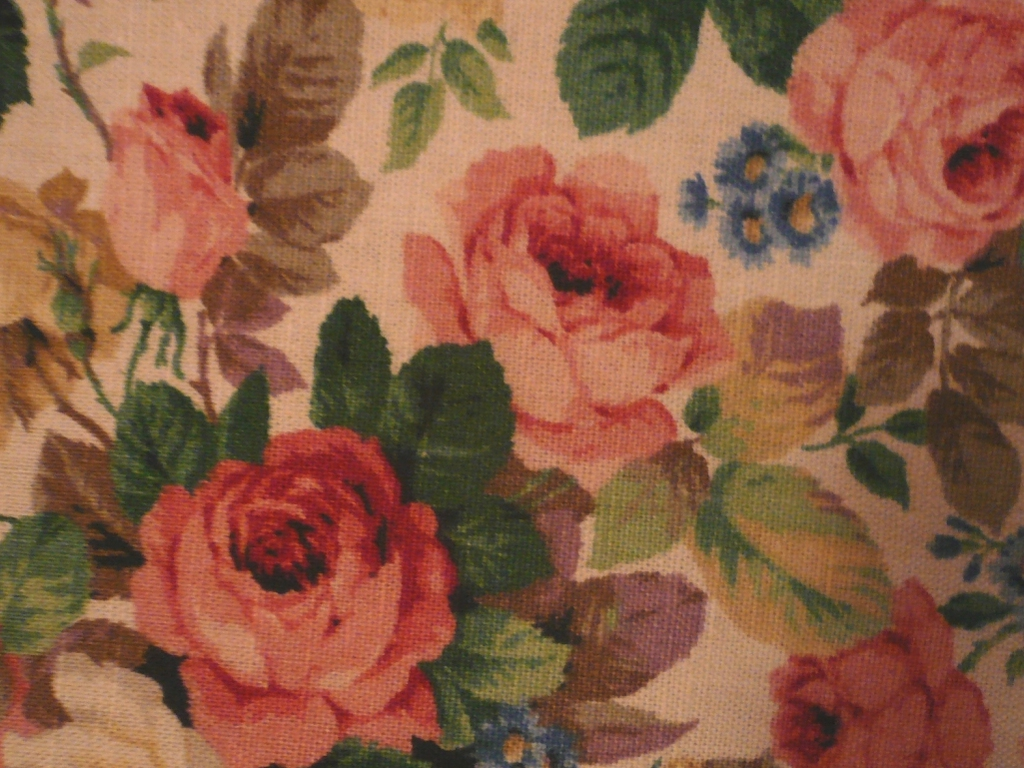 old fashioned roses wallpaper Gallery
