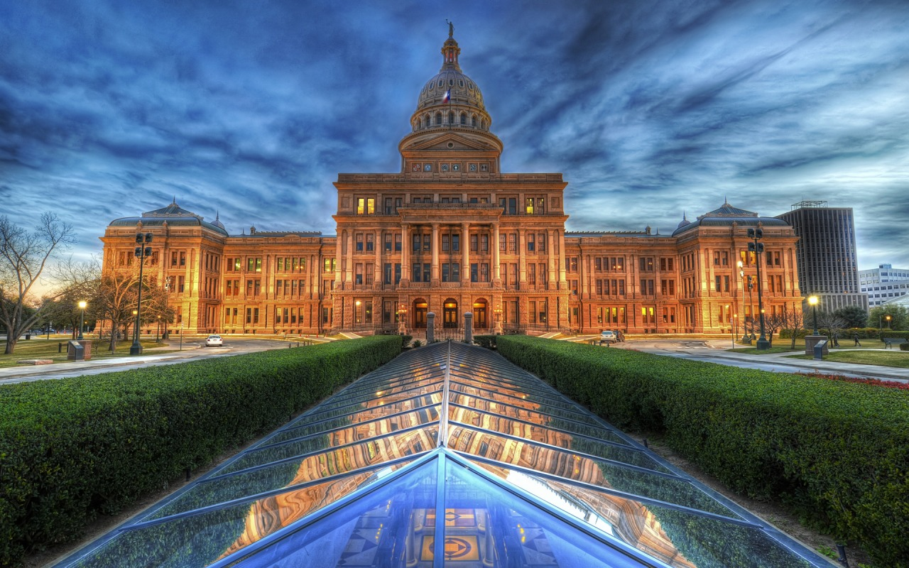 Texas State Capitol Wallpaper United States World Wallpapers in 1280x800