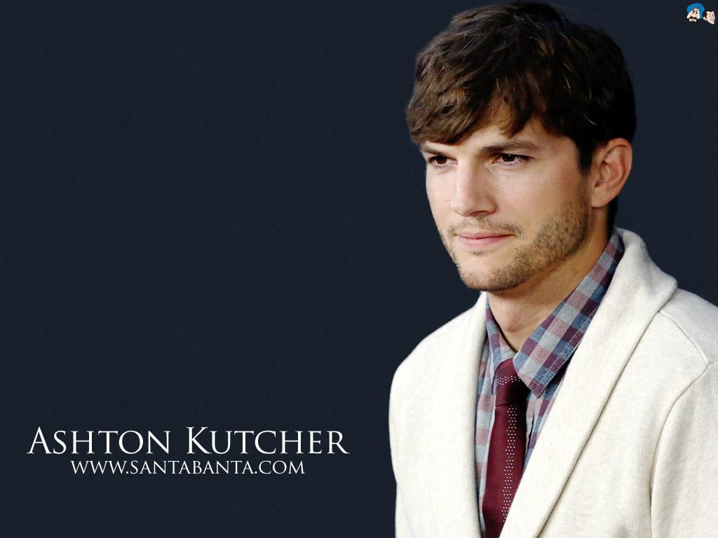 Ashton Kutcher Wallpaper 2   1024 X 768 stmednet 1024x768