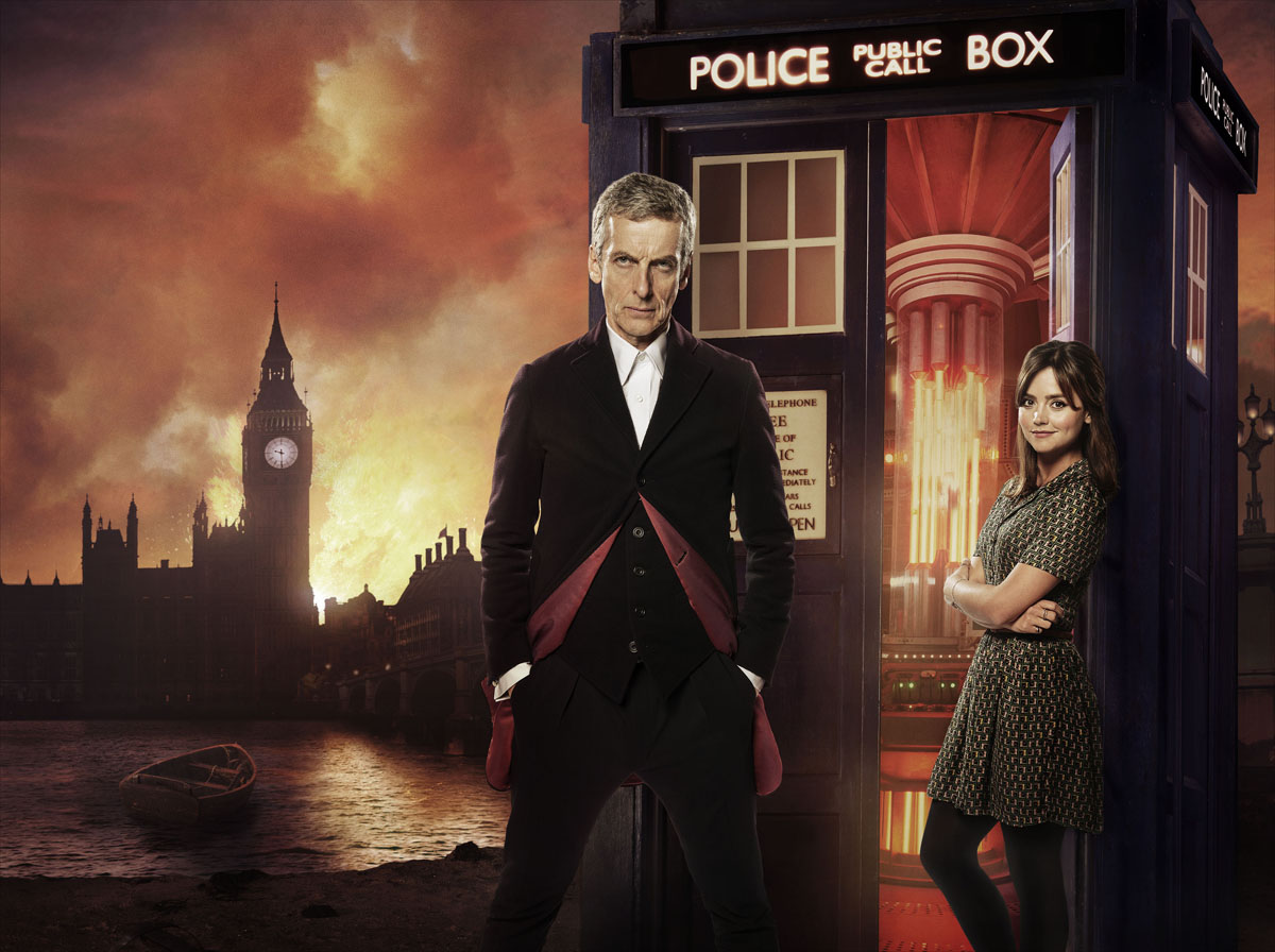 Doctor Who Wallpaper Series 8 1200x896