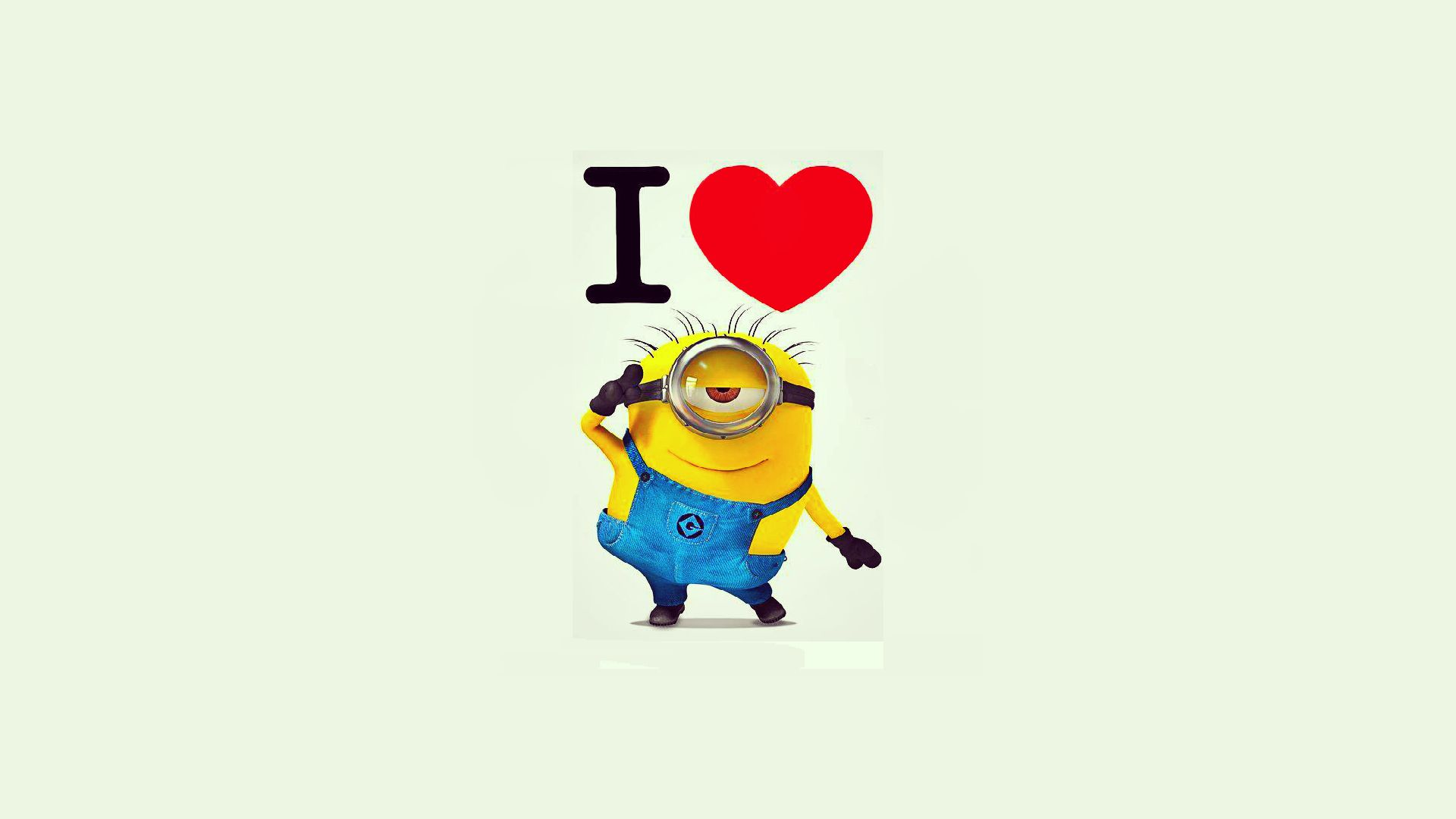 Minions Wallpaper For Desktop HD image and save image as click save 1920x1080
