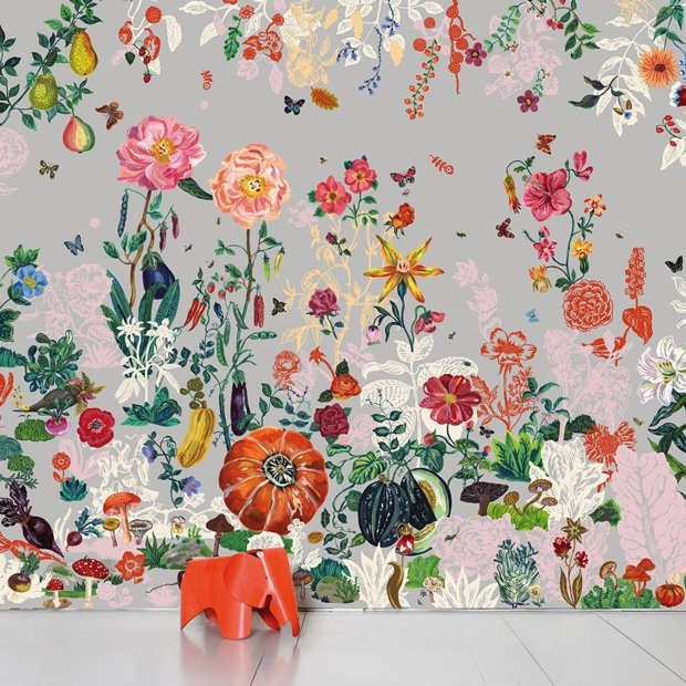 Crazy Beautiful Wall Papers To Transform Your Kids Room 620x620