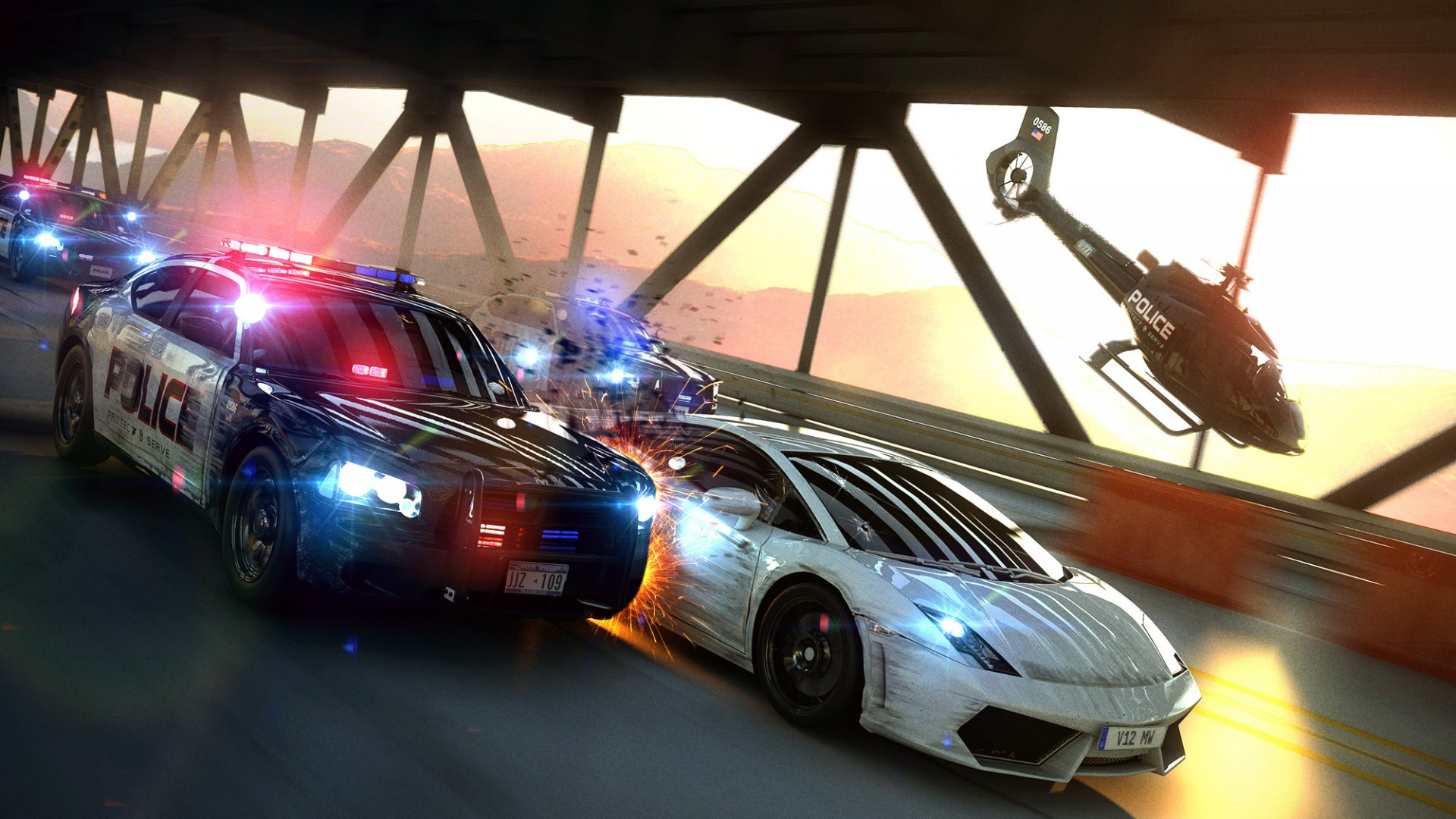 Free Download Need For Speed Hot Pursuit Hd Wallpaper 24 1920 X