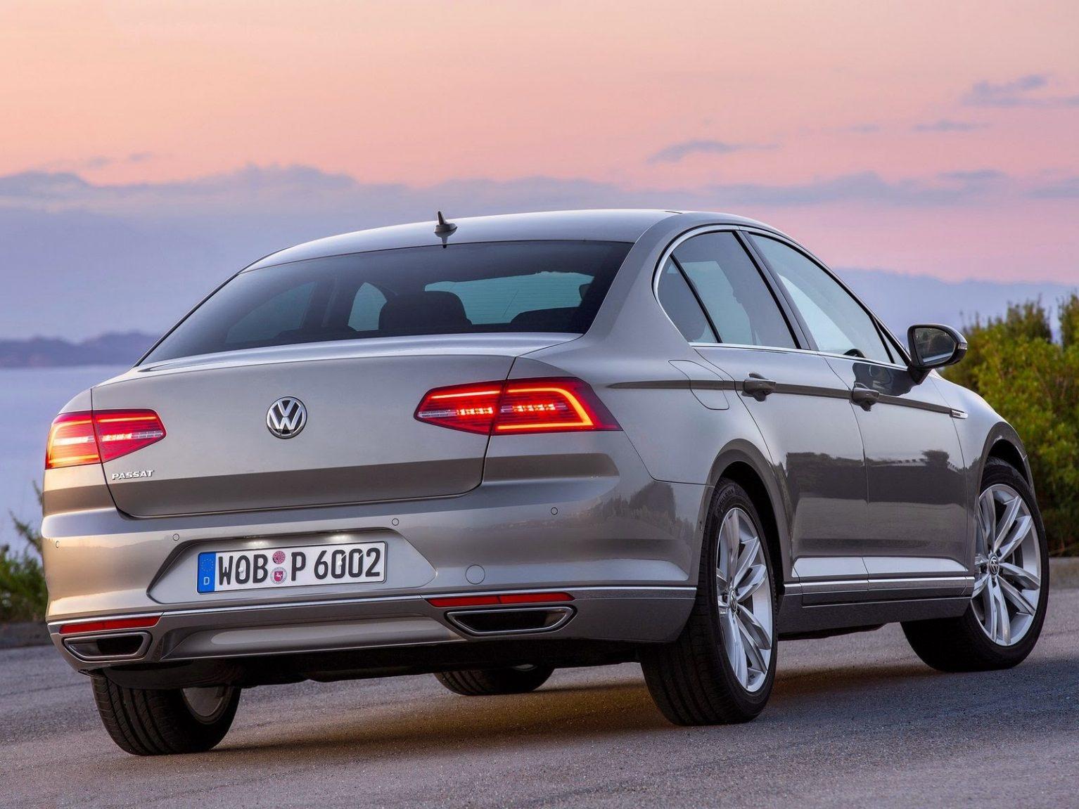 2019 Volkswagen Passat Tail Light HD Wallpapers Autoweikcom 1534x1151
