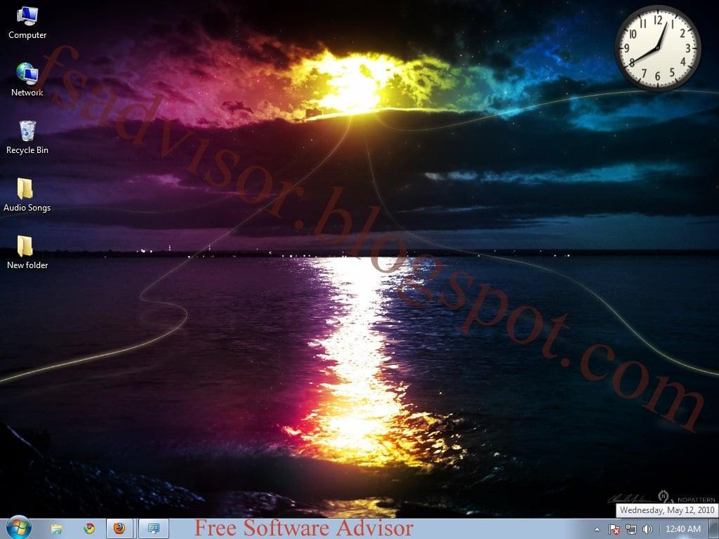 Microsoft Windows Wallpaper Themes
