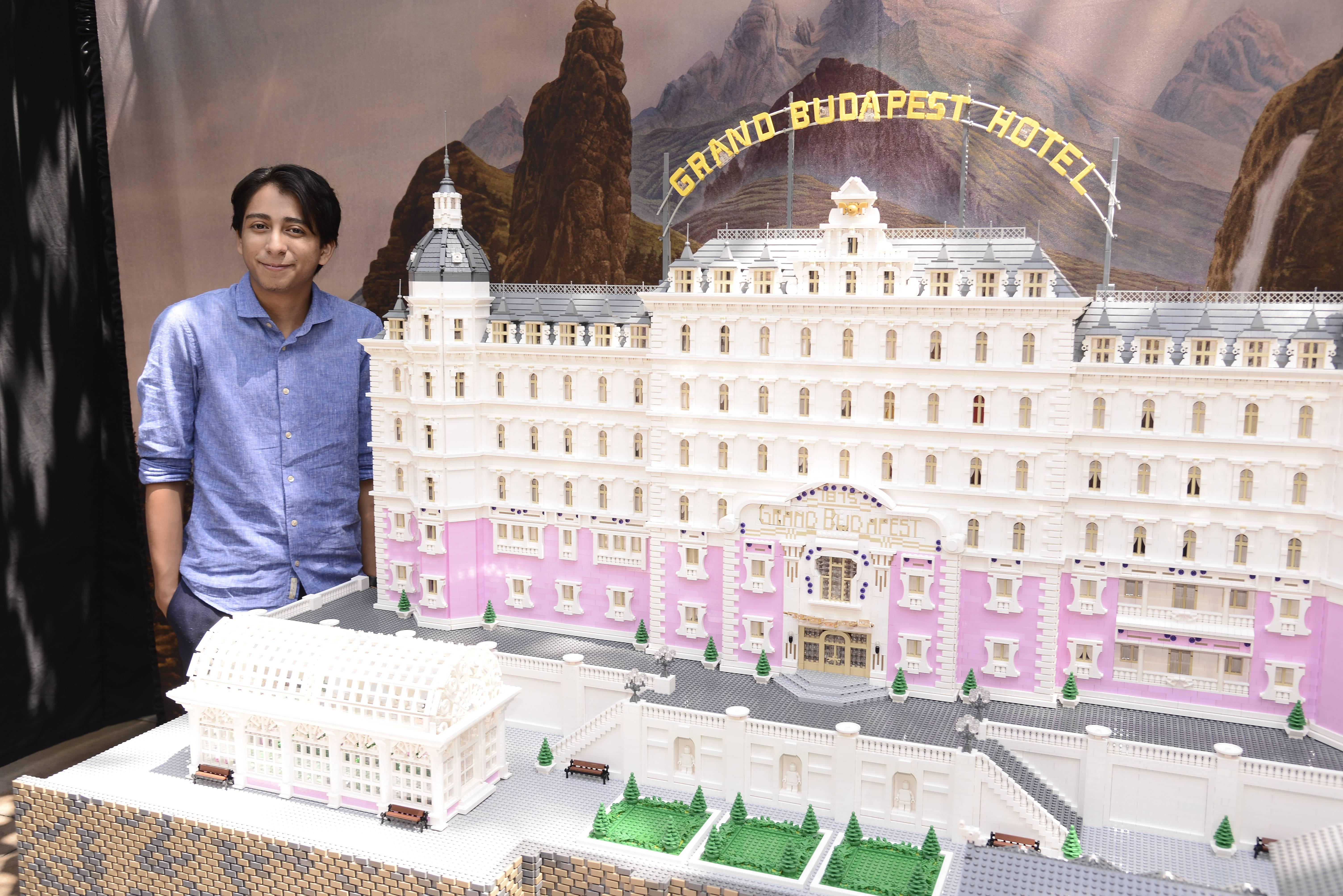 Lego Grand Budapest Hotel   Grand Budapest Hotel Lego 1350668 6016x4016