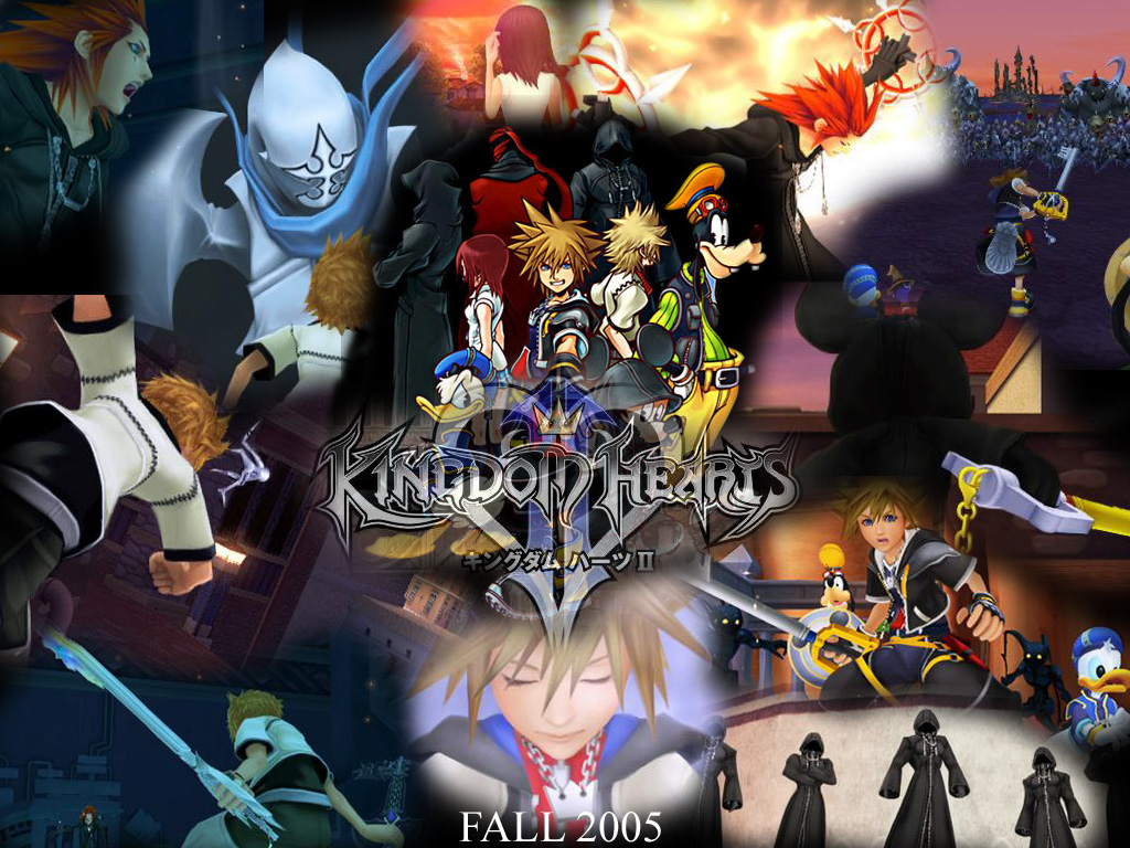 Kingdom Hearts   Kingdom Hearts Photo 27963360 1024x768