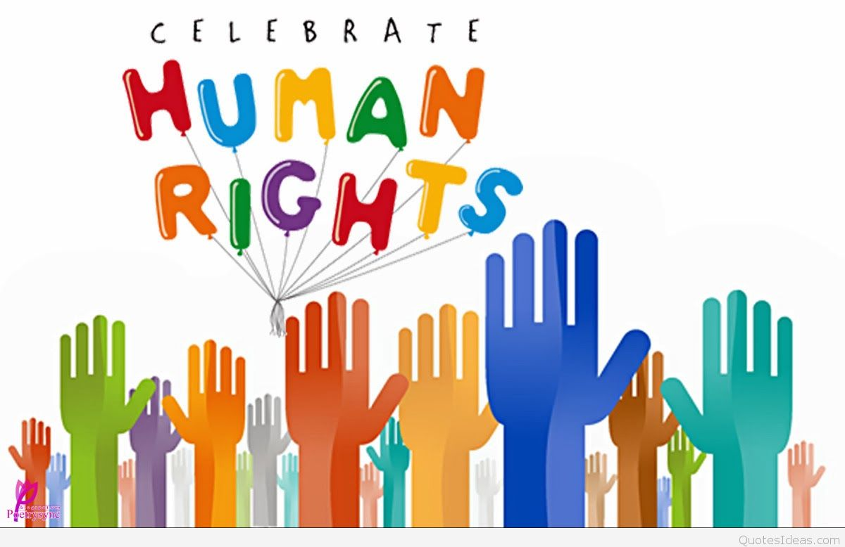 Wallpaper Celebrate Human Rights 1200x778