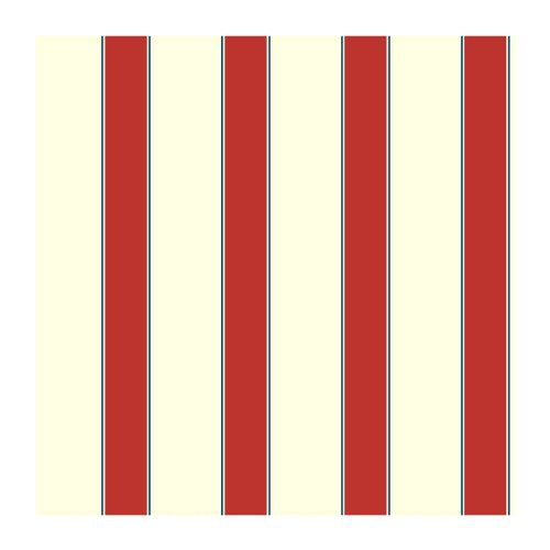 Wide Stripe Pinstripe Wallpaper WhiteRedBlack Reviews Pros Review 500x500