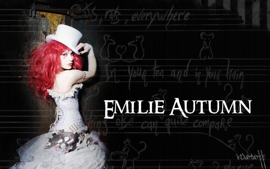 Emilie Autumn by Sopranino 900x563