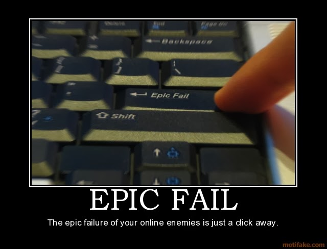 Download epic FAIL HD Widescreen Epic Fail Funny Wallpaper from the 640x488