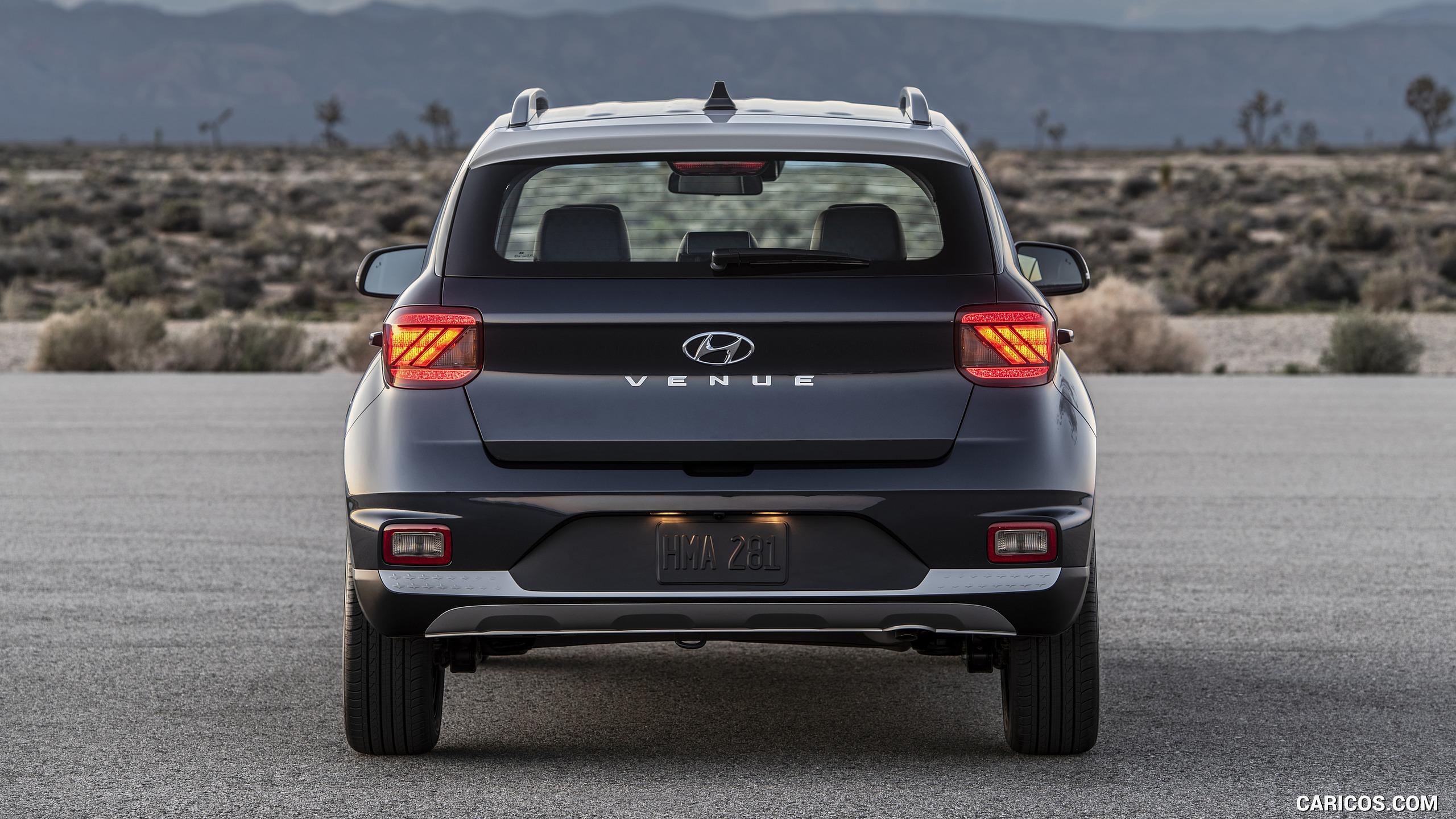 2020 Hyundai Venue   Rear HD Wallpaper 13 2560x1440