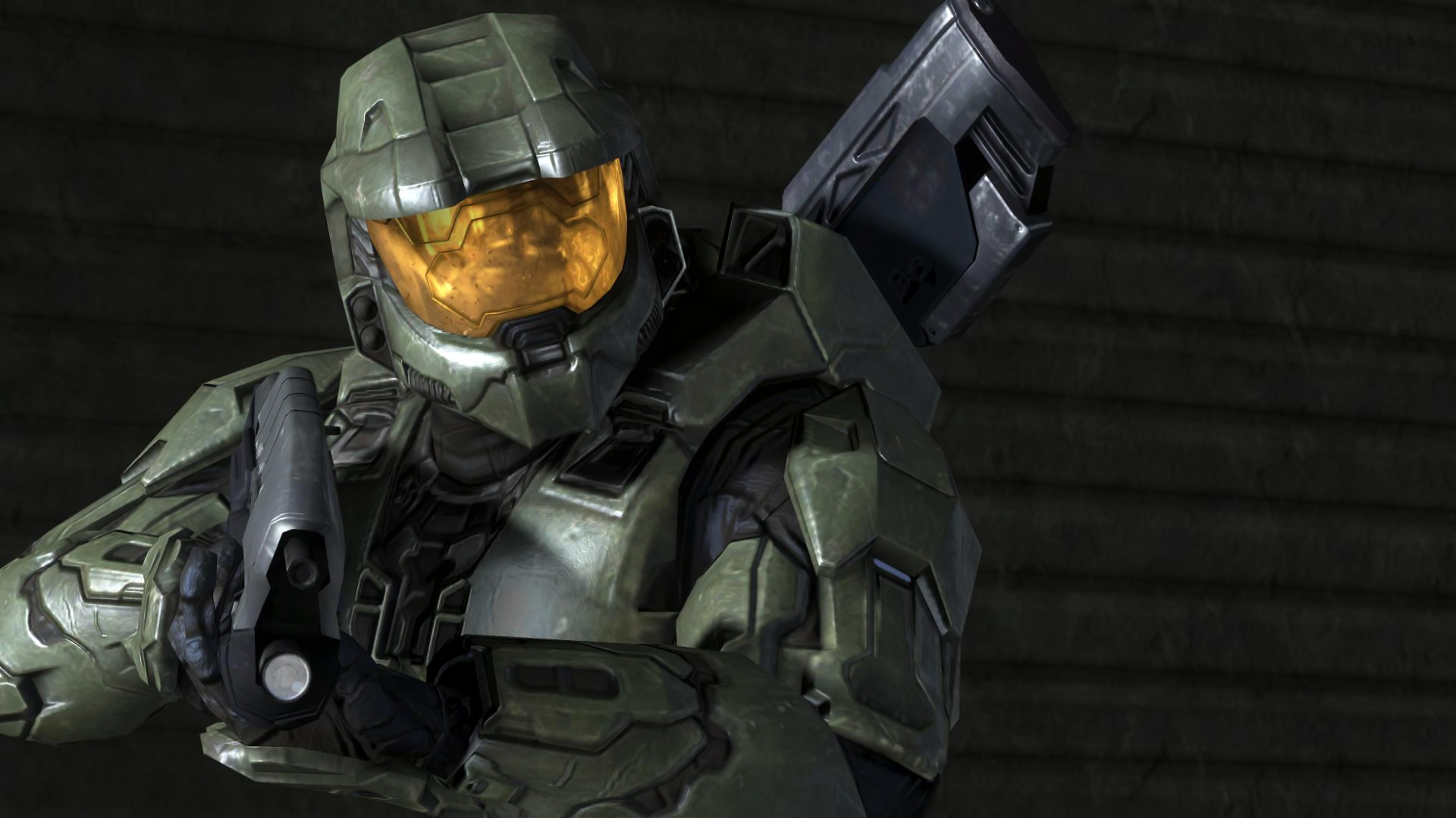 Free Download Halo 3 Crows Nest 11 Master Chief Wallpaper 1080p