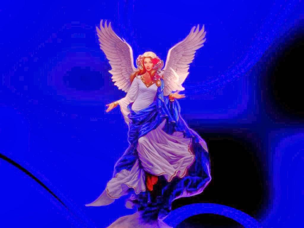 Labels Angel Desktop Wallpaper 1024x768