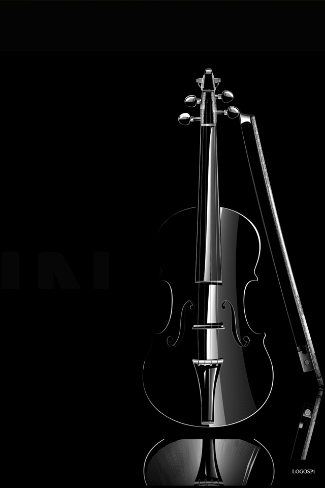 Beautiful Violin Wallpaper - WallpaperSafari