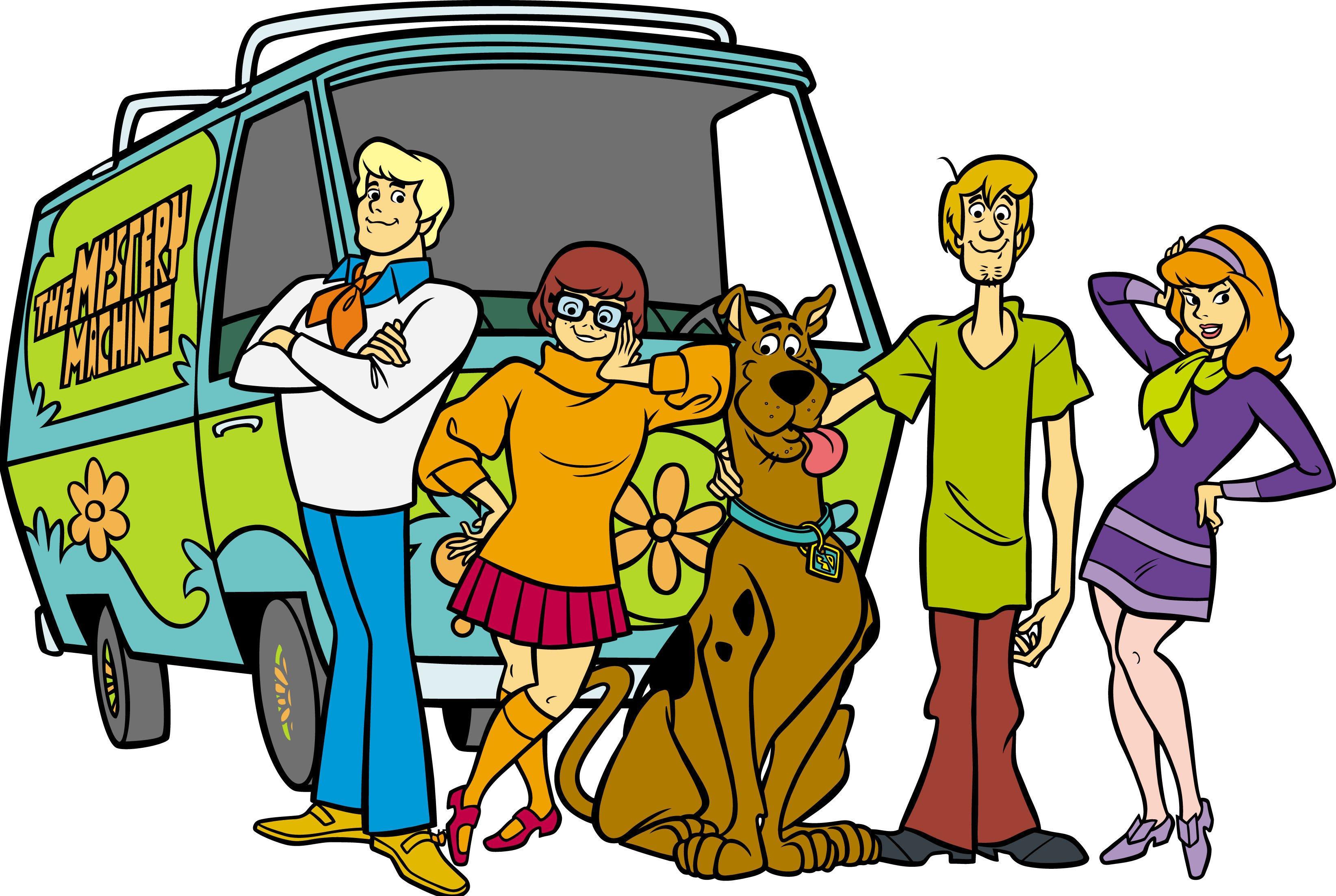 Scooby Doo HD Wallpaper 3288x2207