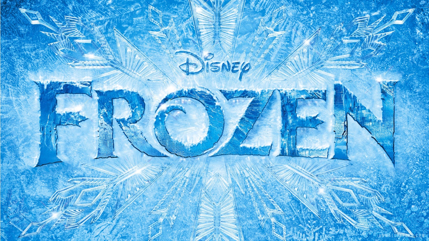 Disney Frozen 2013 HD Wallpaper   iHD Wallpapers 1366x768