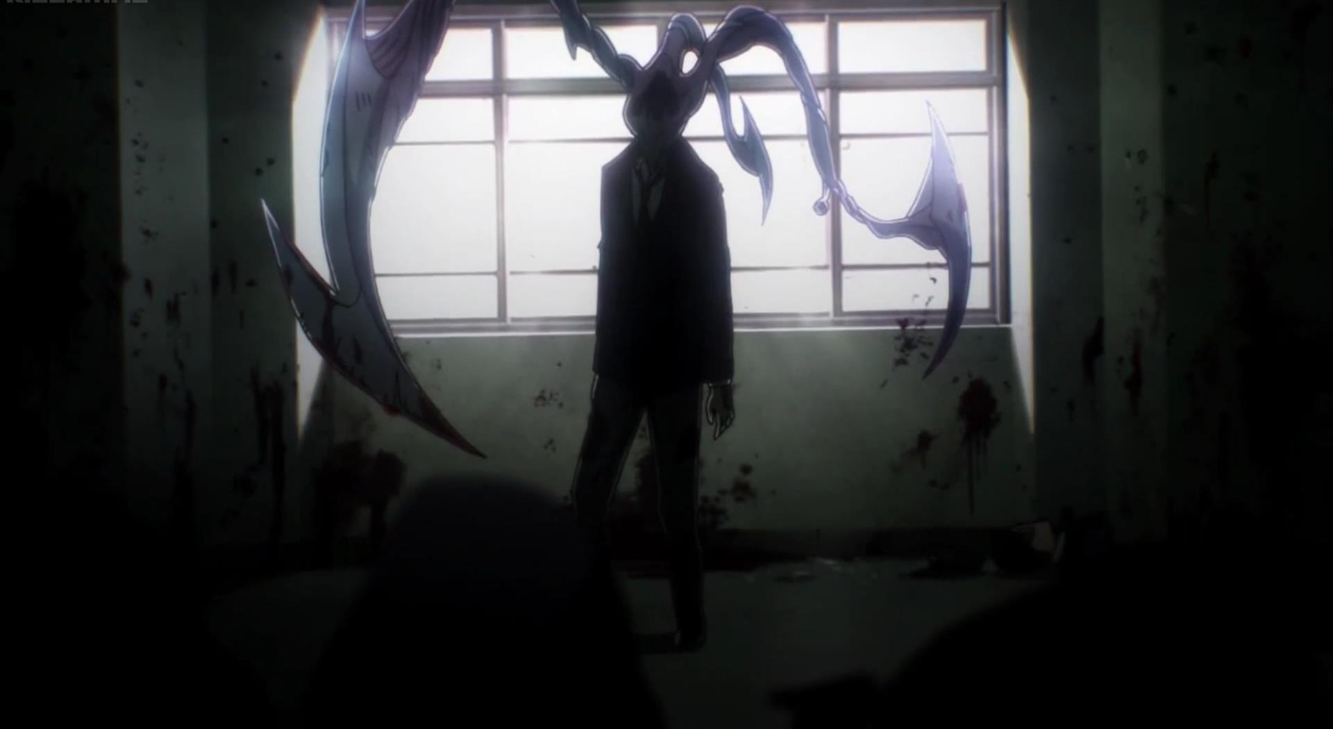 Parasyte The Maxim Review Right Hand Rules And Philosophy 1920x1050