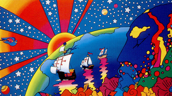 Peter Max Perplexed Youth 580x323