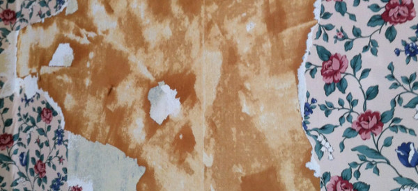How To Remove Wallpaper With Vinegar 600x275
