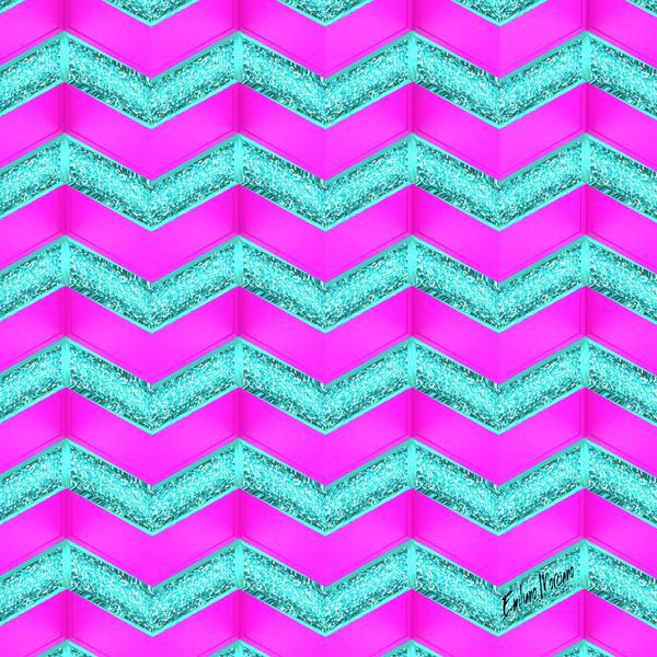 glitter chevron wallpapers - photo #22