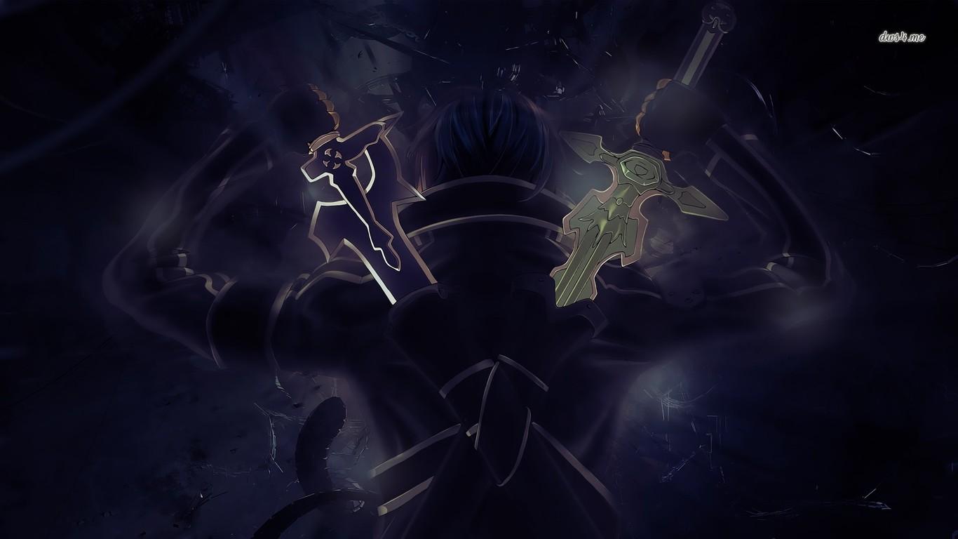 Sword Art Online Wallpaper Anime Wallpapers 17664 1366x768