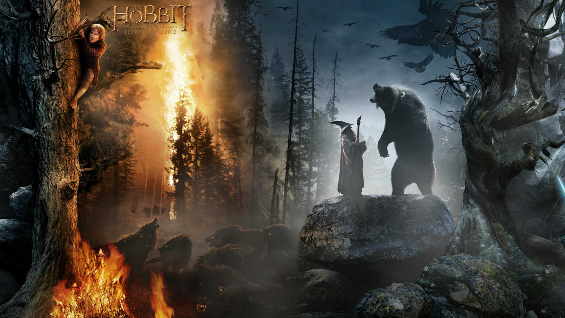 the hobbit an unexpected journey 1920x1080 the hobbit is an upcoming 1920x1080