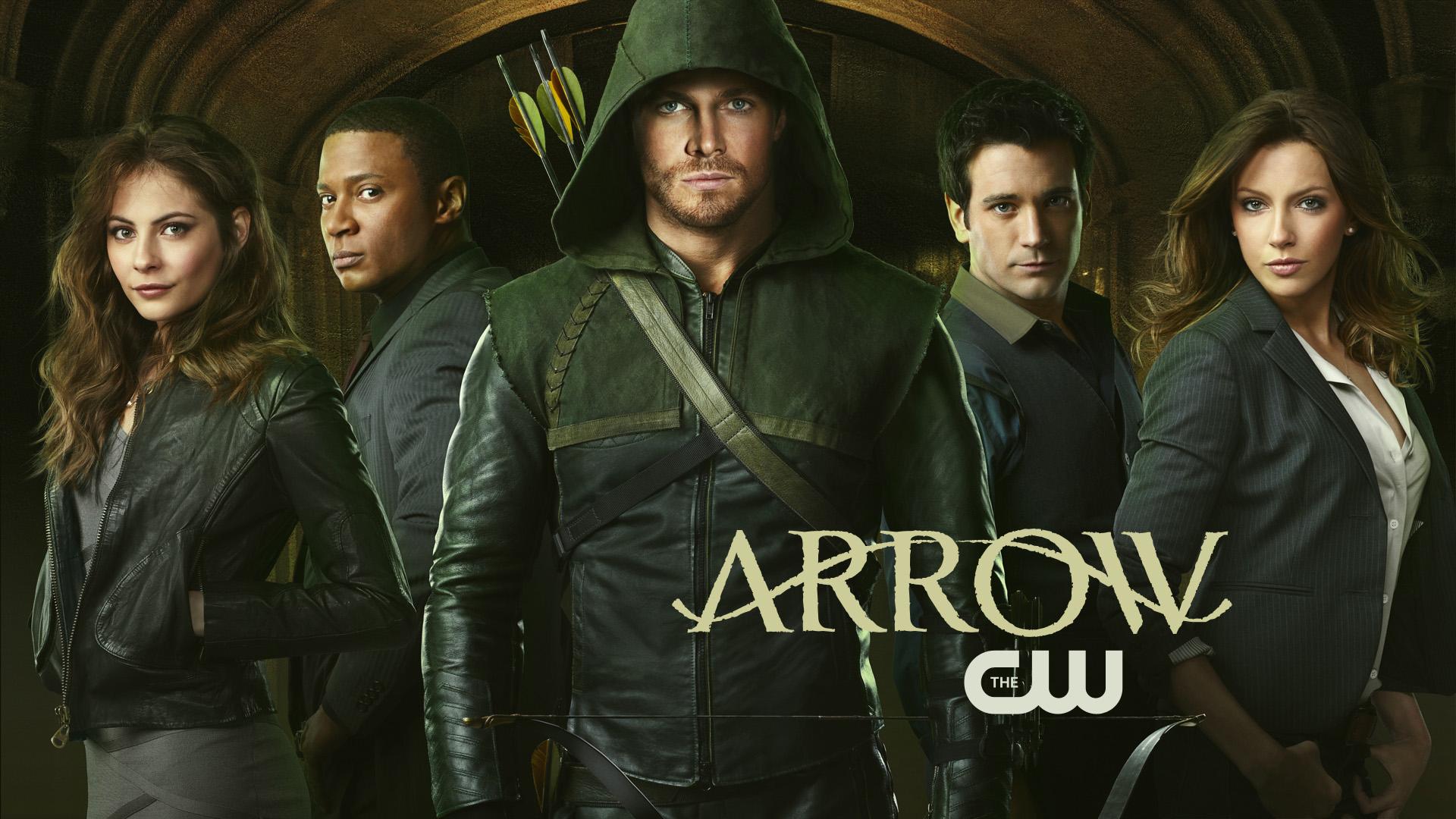 Arrow CW TV Show Wallpapers HD Wallpapers 1920x1080