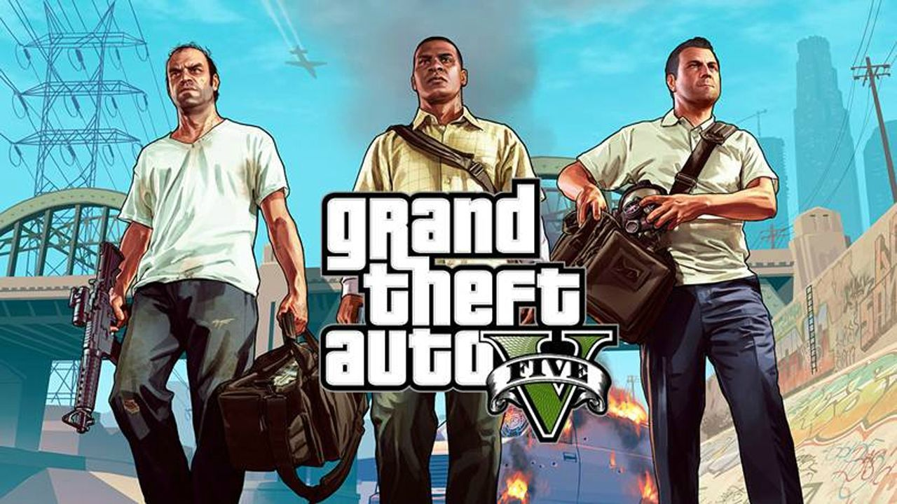 Download GTA 5 HD Wallpaper for Computers 1280x720