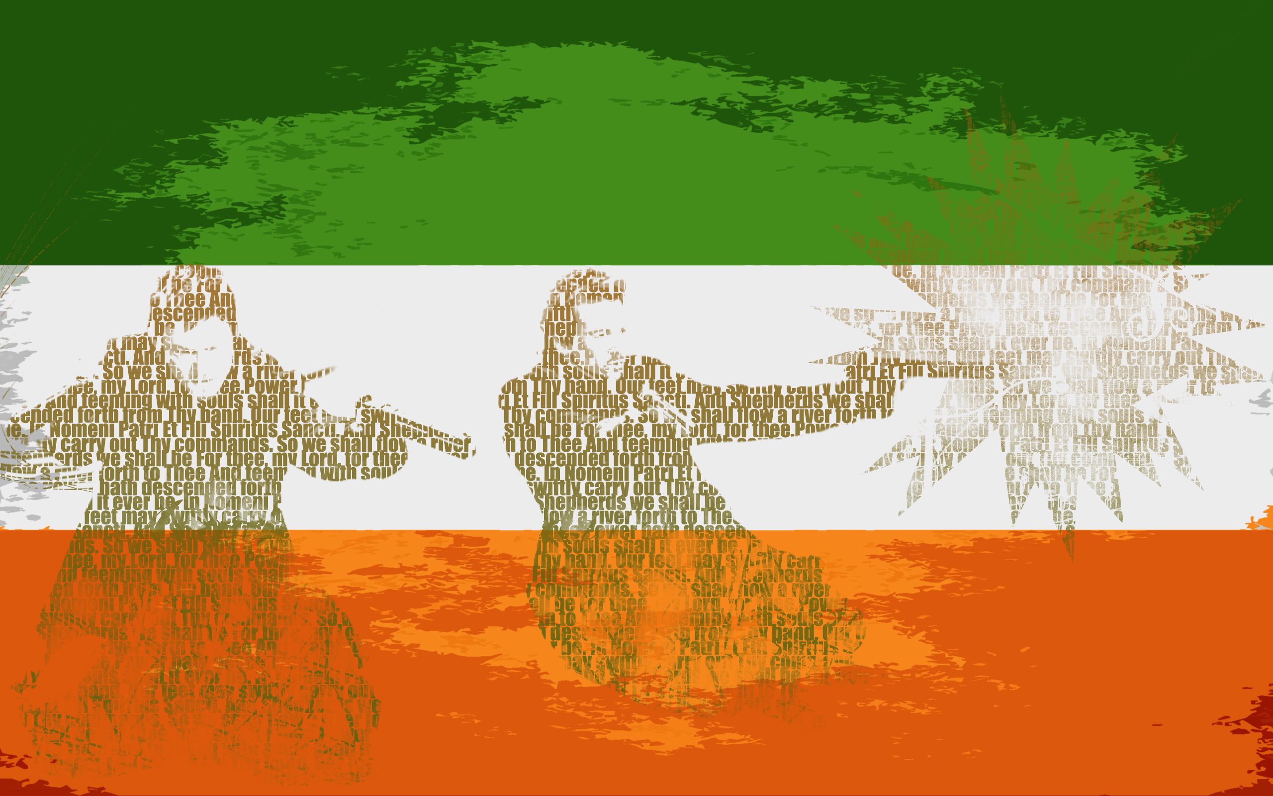 2560x1600 Boondock Saints desktop PC and Mac wallpaper 2560x1600