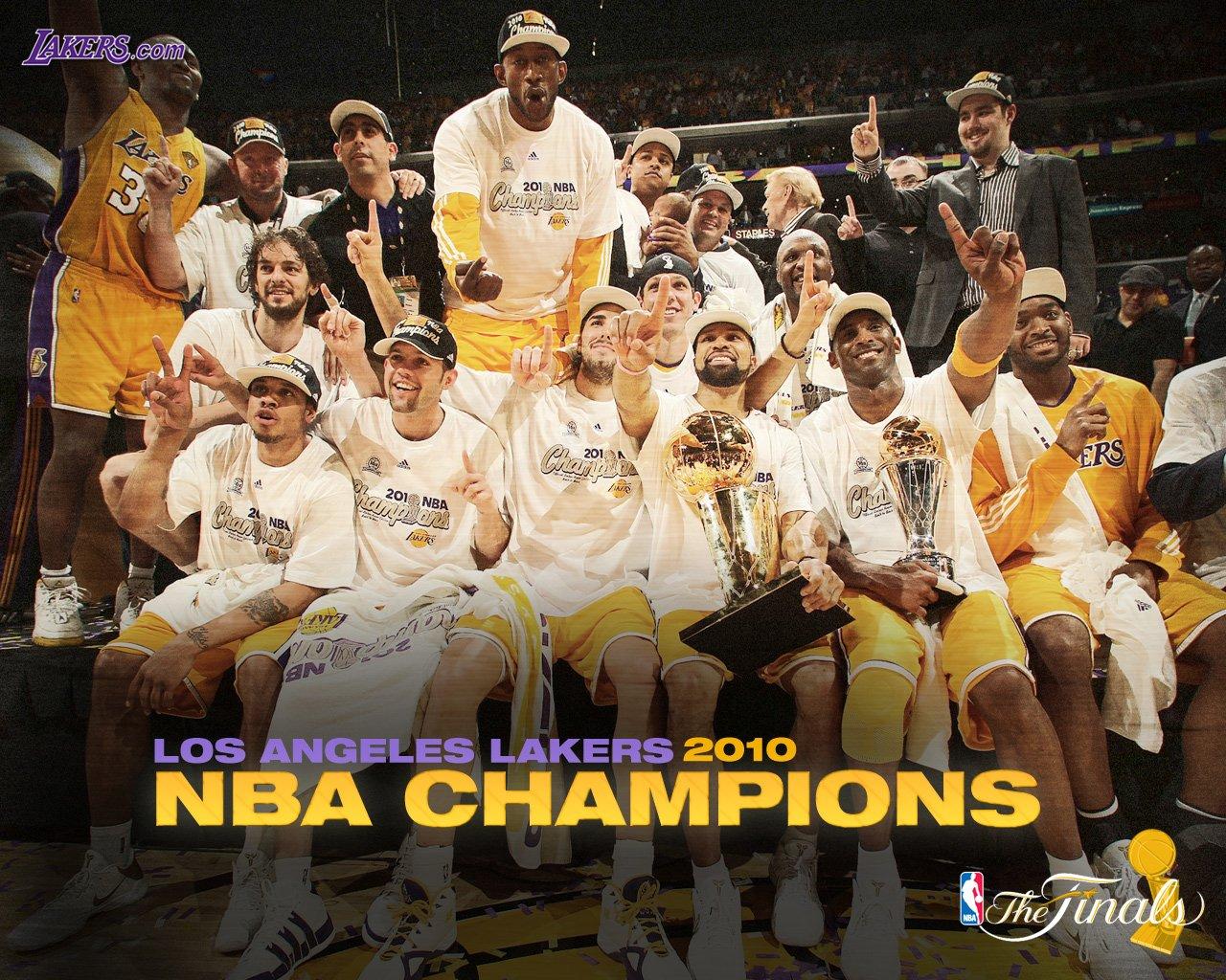 37 Los Angeles Lakers Nba Champions 2020 Wallpapers Wallpaper On Wallpapersafari