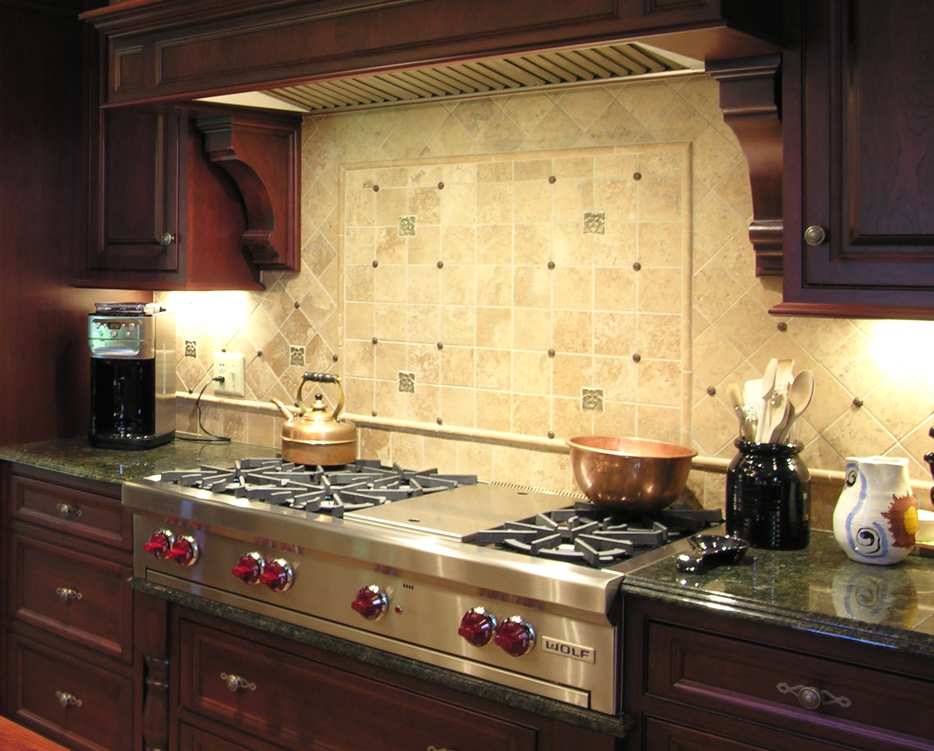 Image of Backsplash Designs For Kitchen 1856x1491