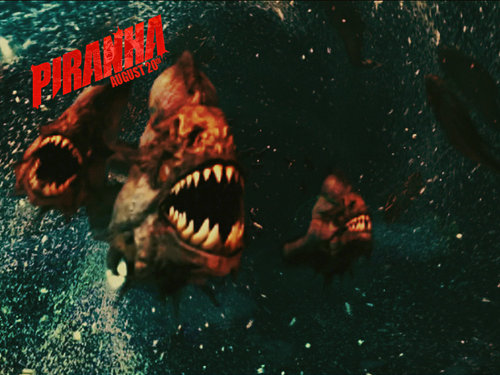 Horror Movies images Piranha 3D HD wallpaper and background photos 500x375