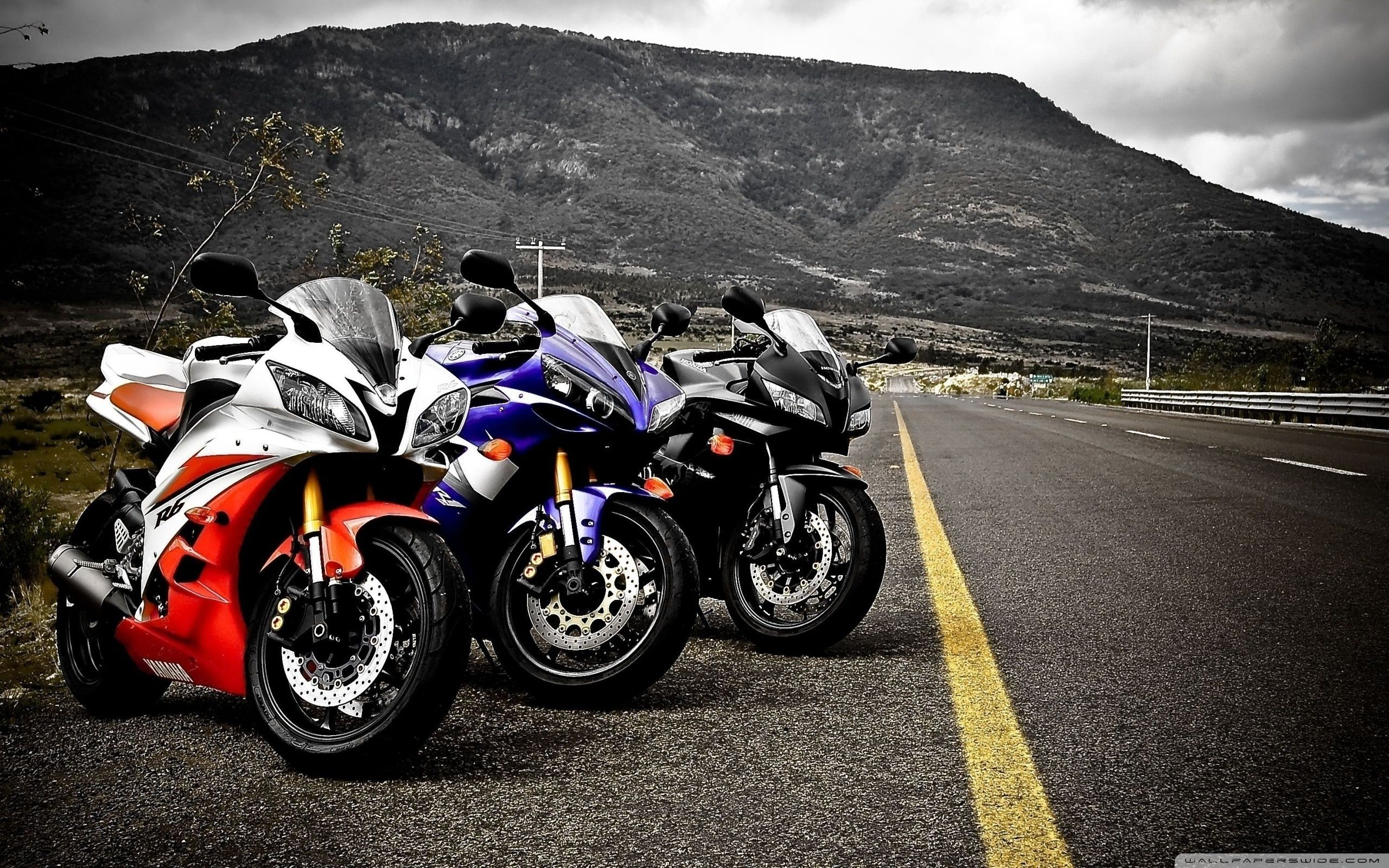 Honda Motorcycle Wallpapers   Top Honda Motorcycle 2560x1600