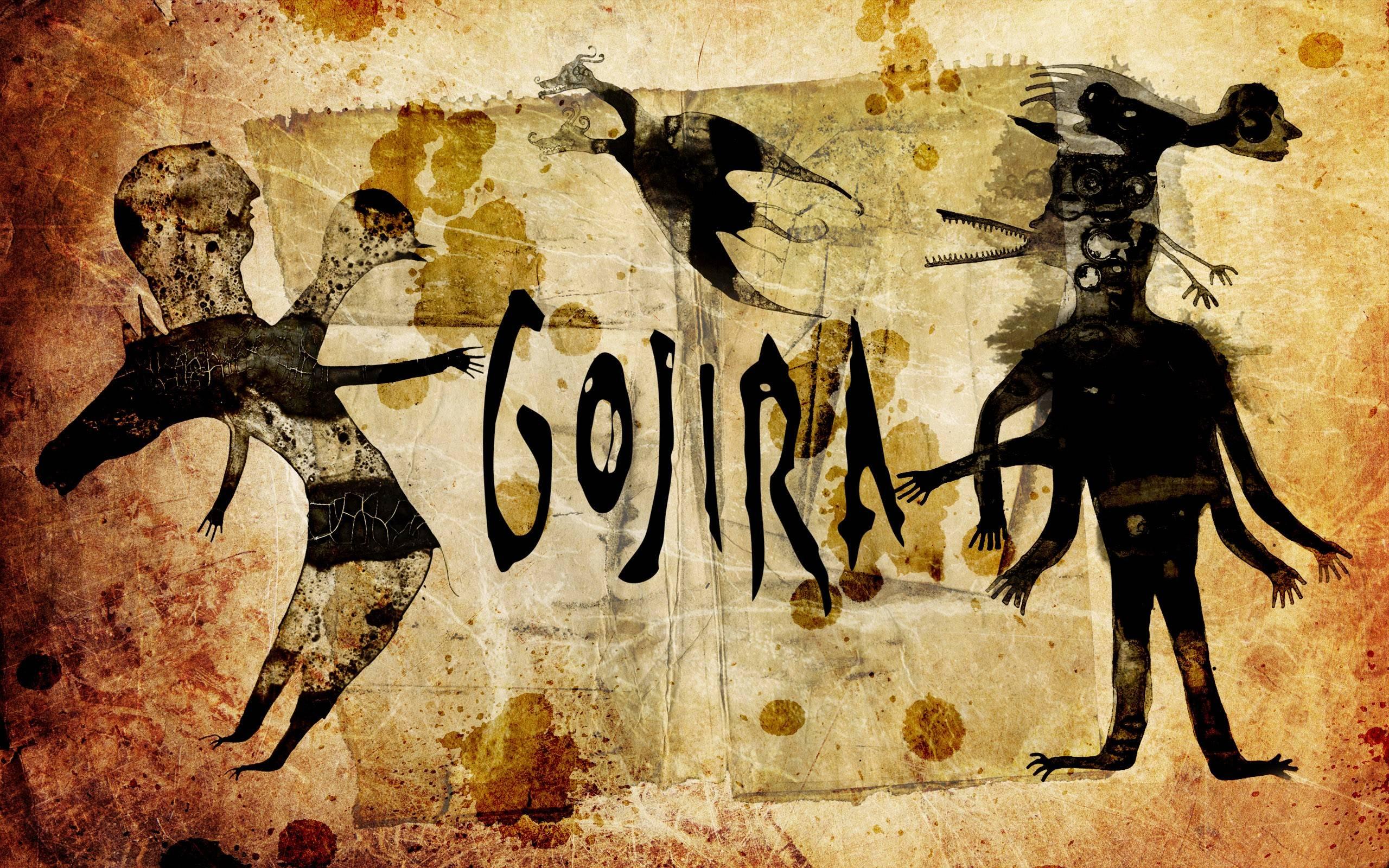 Music Gojira 25601600 Wallpaper 1718885 2560x1600