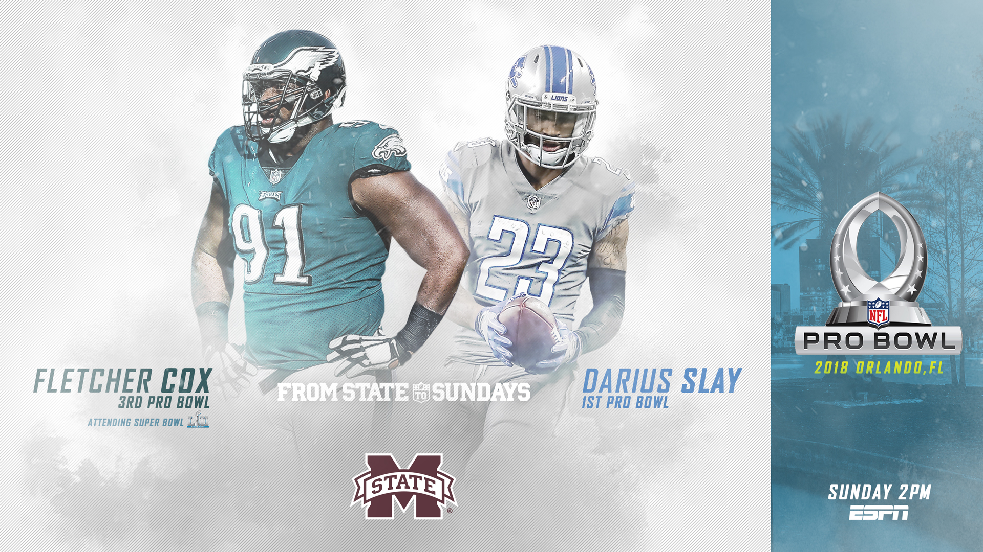 FromStateToSundays Darius Slay Makes First Pro Bowl Appearance 1920x1080