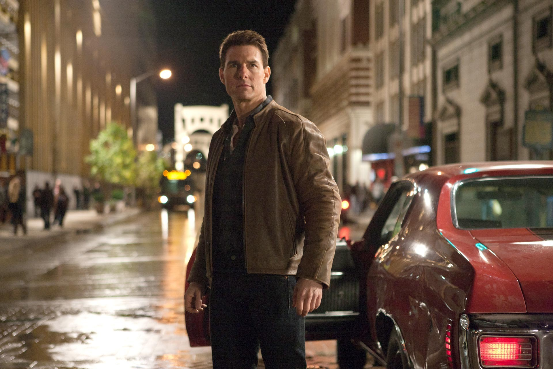Tom Cruise in Movie Jack Reacher HD Wallpapers 1920x1280