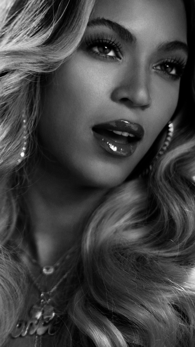Download Wallpaper 640x1136 Beyonce Singer Celebrity 640x1136
