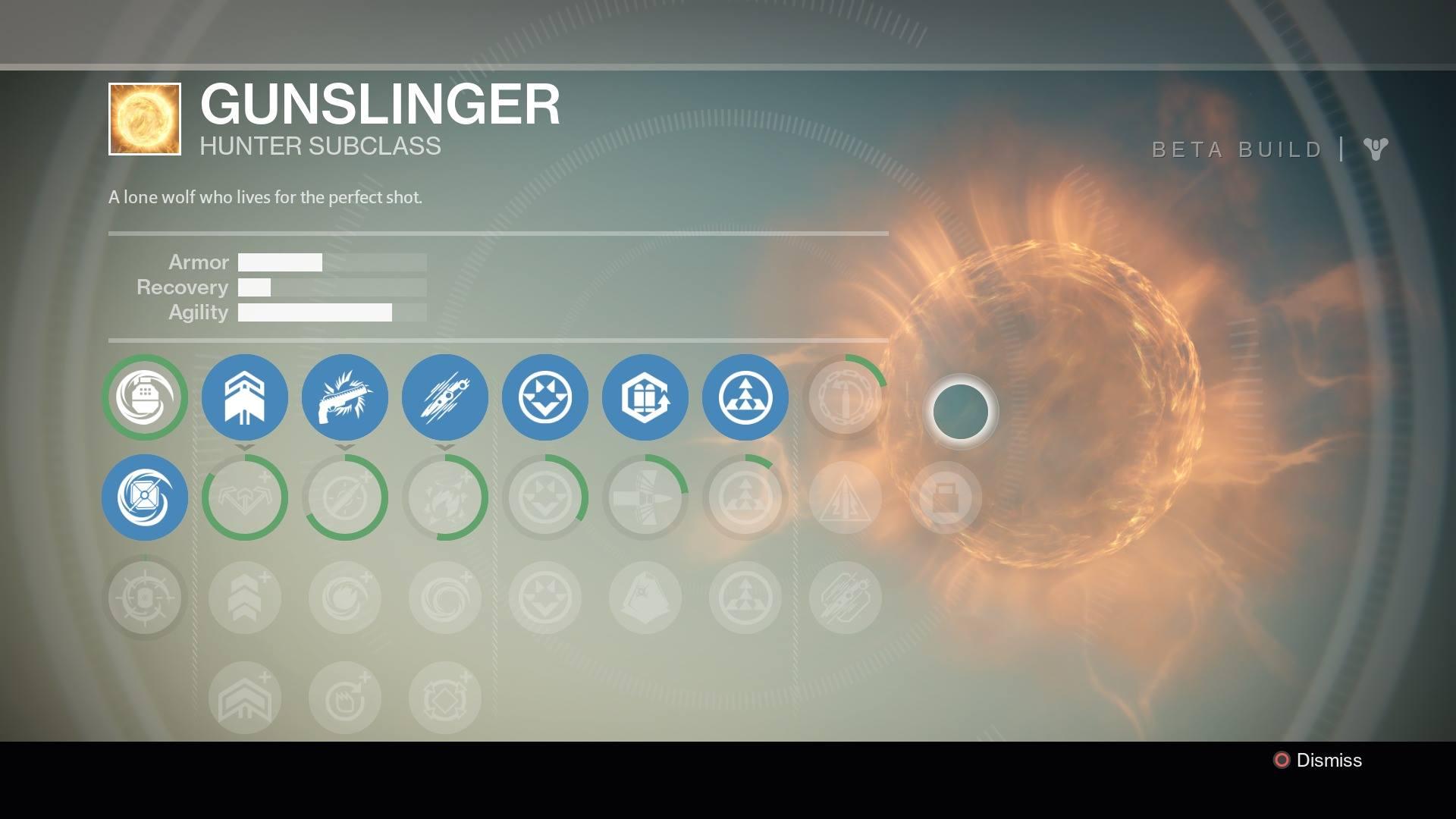 Destiny Hunter Class Guide   Gunslinger Subclass Destiny 1920x1080