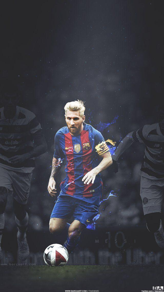 Lionel Messi Wallpapers 2017 640x1136