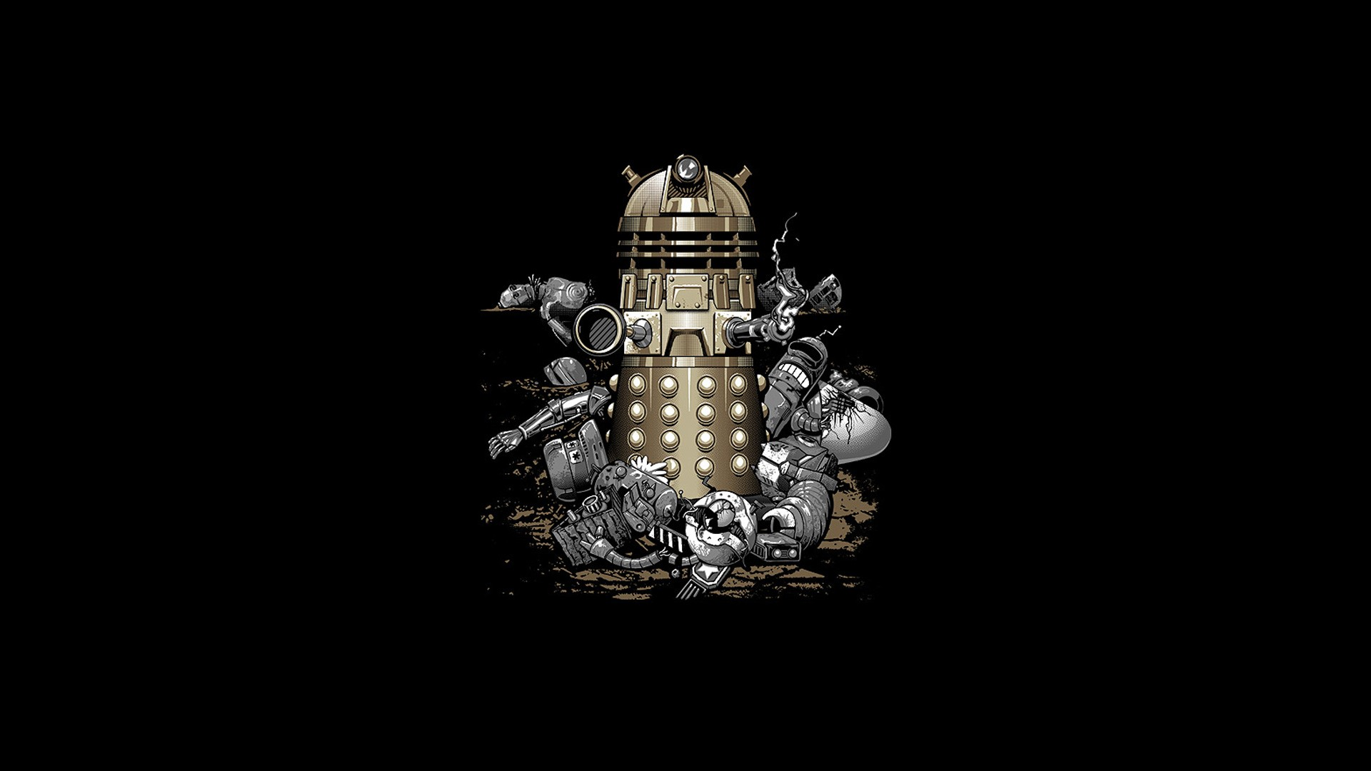 Free Download Dalek Doctor Wallpaper 1920x1080 Dalek Doctor Who