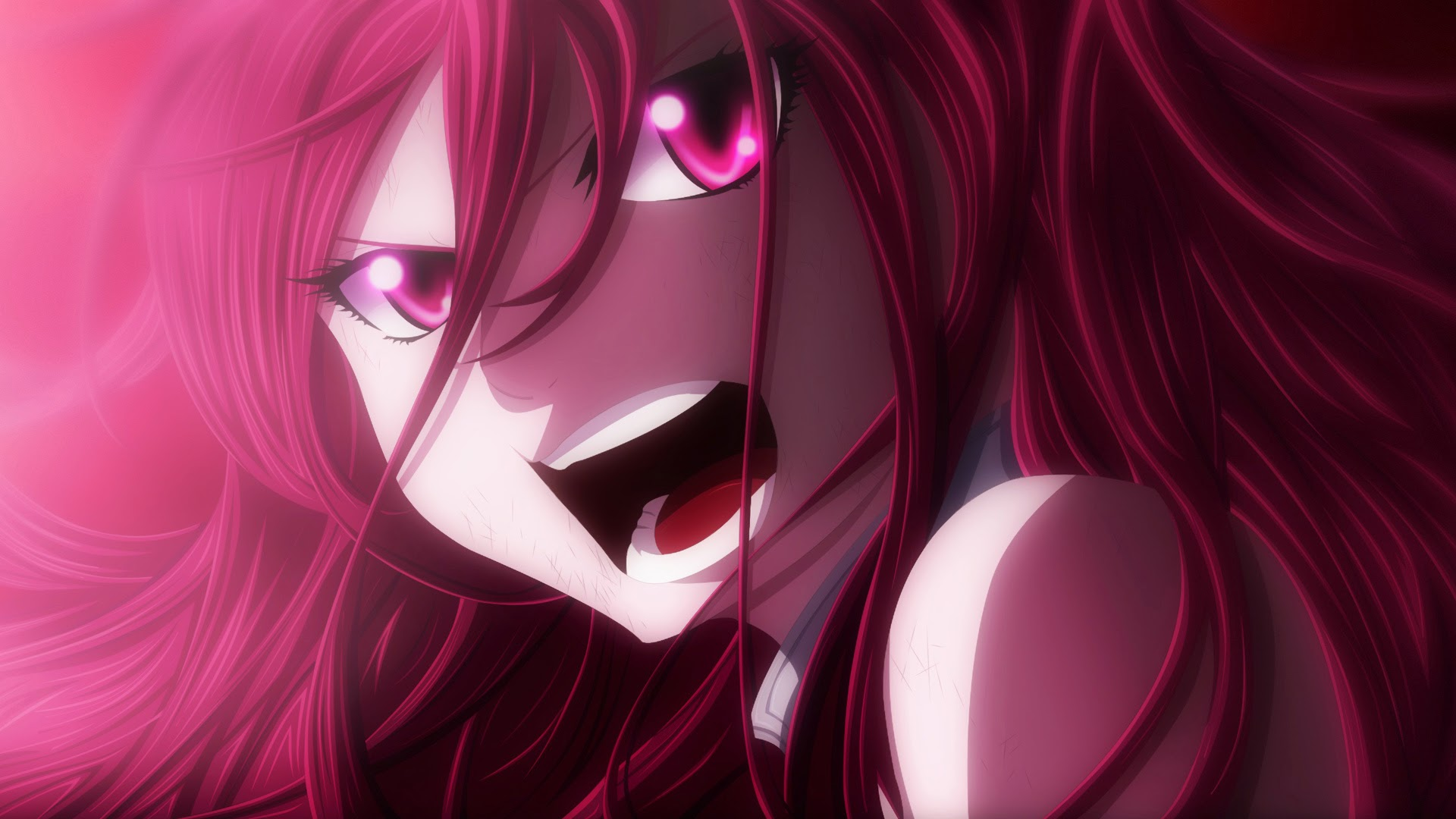 fairy tail erza scarlet anime girl hd wallpaper 1920x1080